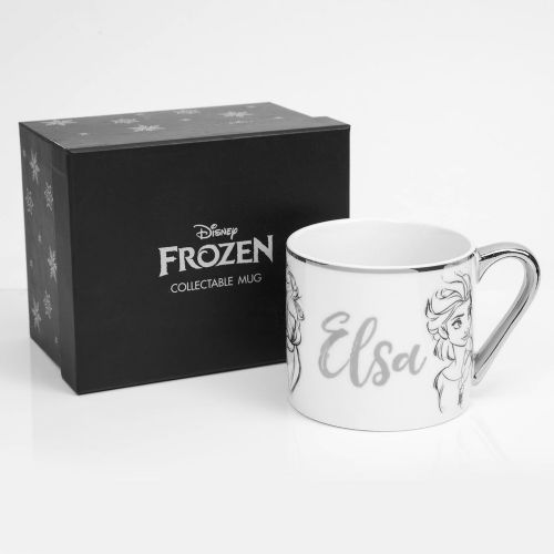 Disney Frozen Elsa Bone China Collectable Mug in Gift Box - ELSA